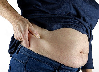 how to lose belly fat in a month at home