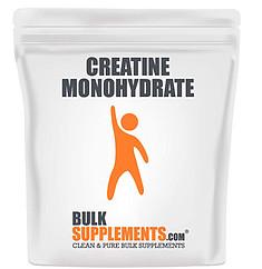 bulk supplements creatine