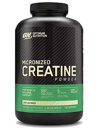 optimal nutrition creatine